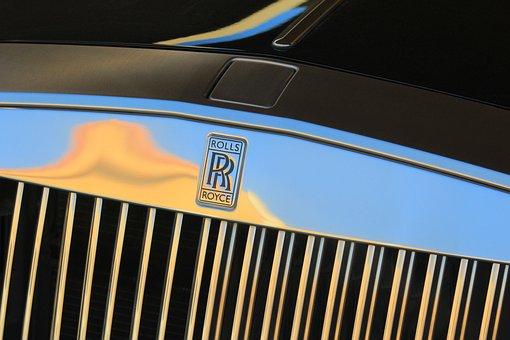 Rolls Royce, Car, Luxury, Design, Logo, Classic, Rolls