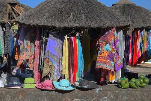 Colourful Flea Market, Market, Flea, Flea Market