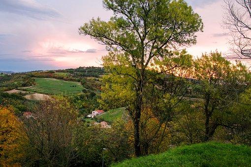 Urbino, Pesaro-urbino, Brands, Campaign, Hills