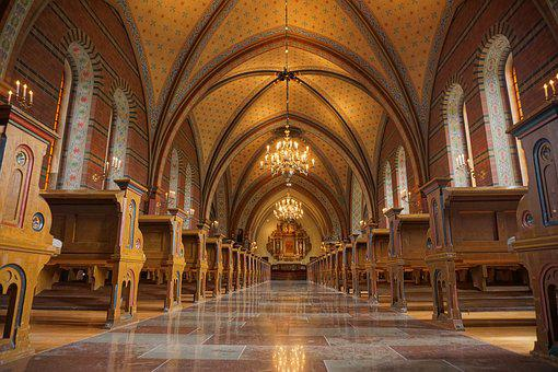 Church, House Of Worship, Chapel, Architecture