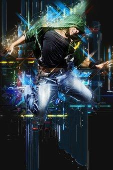 Break Dance, Hip Hop, Young, Man, Male, Human, Person
