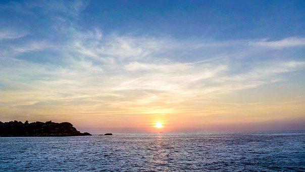 Dawn, Morning, Sun, Light, Sunrise, Landscape, Sunlight