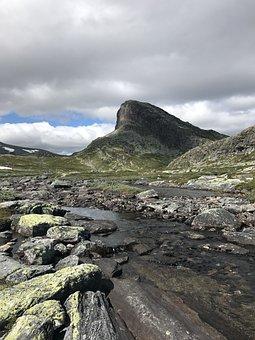 Sommer Hemsedal Norway, Nature, Landscape, Travel