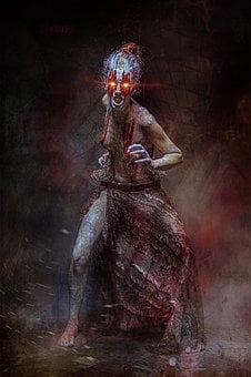 Surreal, Horror, Weird, Creepy, Halloween, Mystical