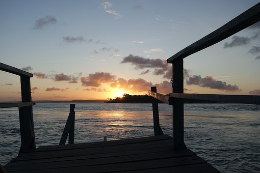 By Sunsets, Mar, Northeast, Sunset, Beira Mar, Nature