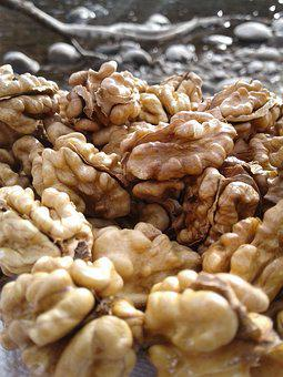 Nuts, River, Organic, Fruit, Dry Fruit, Food, Nut
