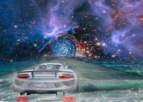 Stargate, Himmelstor, Science Fiction, Futuristic
