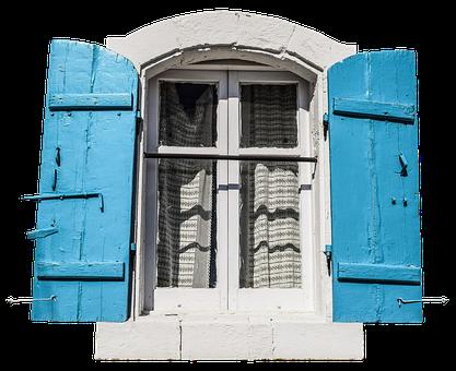 Window, Old, Shutters, Old Window, Shutter