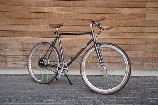 Single Speed, Ebike, Bicycle, Ectlv, Sport