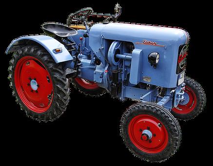 Tractor, Eicher, Oldtimer, Dieselroß, Agriculture