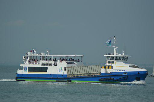 Boat, Tray, Transport, Water, Maritime, Charente