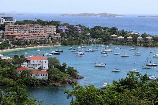 St John, Virgin Islands, Tropical
