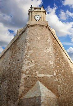 Cittadella, Gozo, Malta, Victoria, Architecture