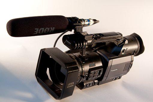 Video, Camera, Camcorder, Panasonic, Video Camera