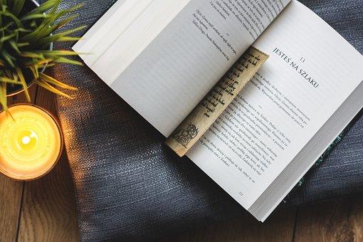 Book, Open, Read, Open Book, White, Education