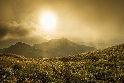 The Evening Sun, A Surname, Taiwan, Mountains, Datun