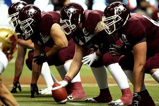 Football, American Football, Canadian University