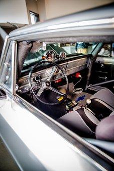 Classic, Chevy, Automobile, Car, Vintage, Auto