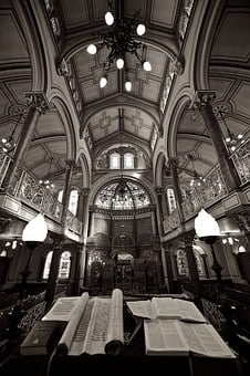 Synagogue, Brighton, Bible, Book, Church, Jewish