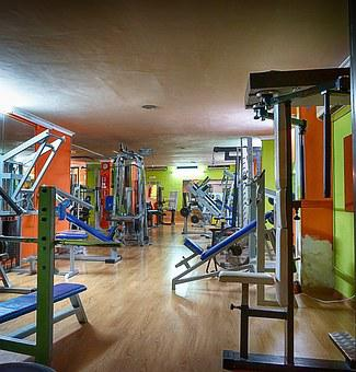 Fitness Studio, Training, Bless You, Force, Sport
