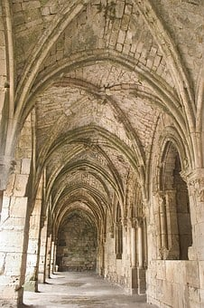 Krak Of Chevaliers, Crusader, Syria, Ancient Cities