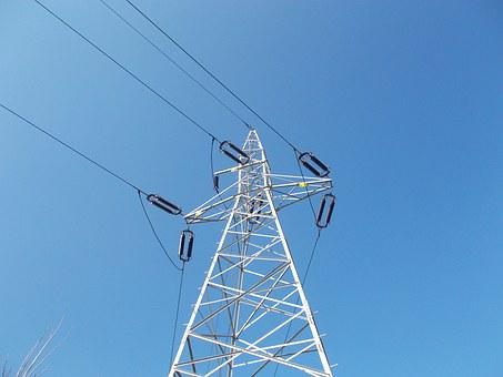 Current, Energy, Energy Network, Rwe, Electric Line