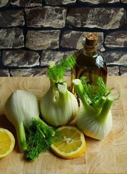 Fennel, Vegetables, Fennel Bulb, Food, Healthy, Fresh