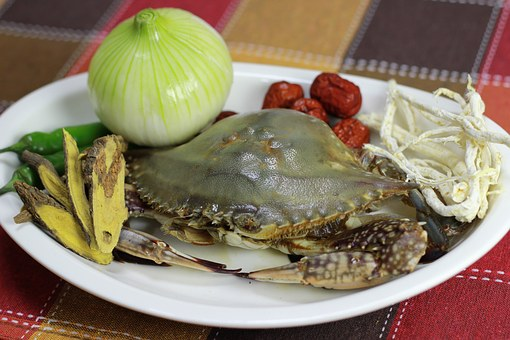 Soy Crab, Blue Crab, Fishery, Fresh, Seafood, Cooking