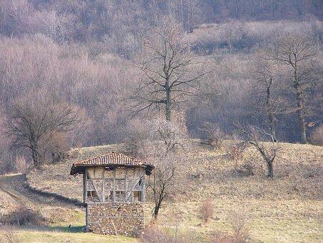 Bulgaria, Mountain, Loft, Village, Hiking, Old House
