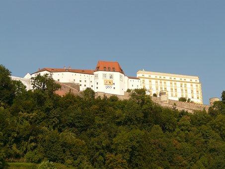 Veste Oberhaus, Fortress, Passau, Castle, Residence