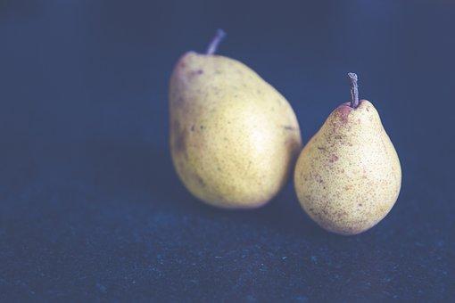 Pears, Fruit, Fruits, Ripe, Harvest, Macro, Vitamins
