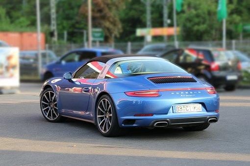 Porsche Targa, 911, Sports Car, Auto, Automotive
