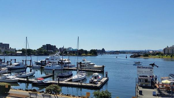 Yacht, Sea, Canada, Victoria, Only, Days