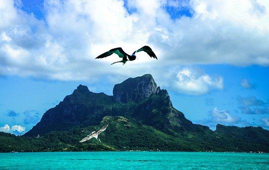 Bora Bora, South Pacific, Polynesia, French, Tahiti