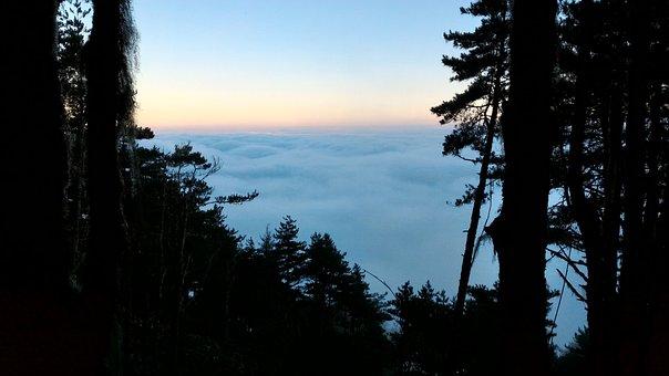 Mountain, Mountains, A Surname, The Evening Sun, Taiwan