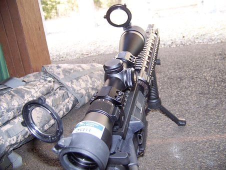 Sniper, Weapon, Rifle, Gun, Wildcat, Caliber, Ar, Ar15