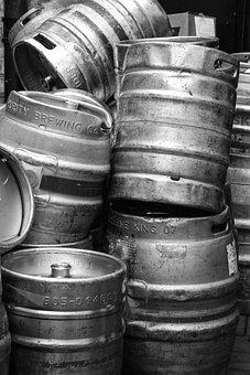 Barrels, Barrel, Drink, Beverage, Alcohol, Cellar, Beer