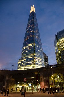 London, Needle, Office, Business, Travel, Uk, Tourism