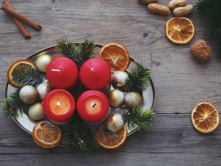 Christmas, Christmas Decorations, Decoration, Close