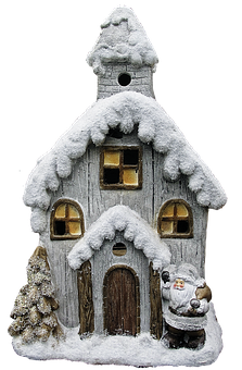 Christmas Decoration, Home, Santa Claus