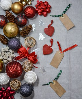 Christmas, Ornament, Borders, Decoration, Celebration