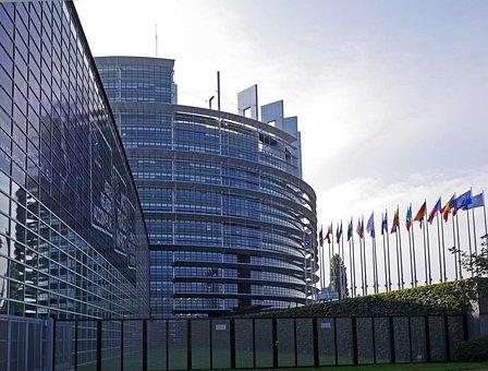 European Parliament, Strasbourg, Architecture, Eu