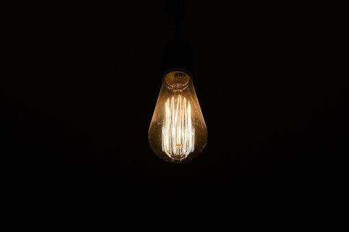 Light Bulb, Light, Abstract, Lighting, Energy