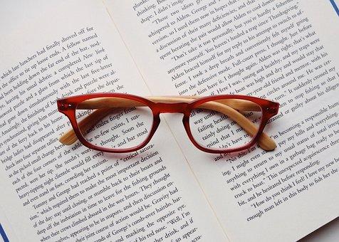 Read, Reading, Book, Glasses, Readers, Literature