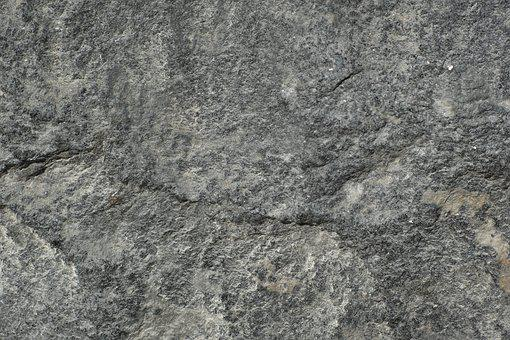 Wall, Granite, Texture, Macro, Old, Photography