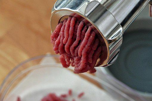 Mincer, Minced Meat, Food Processor, Meat