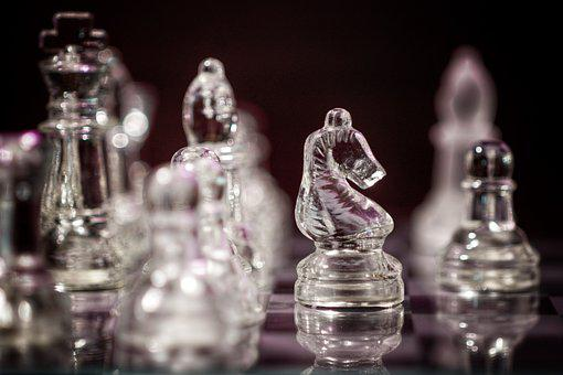 Chess, Board Game, Springer, Chess Game, Strategy, Play