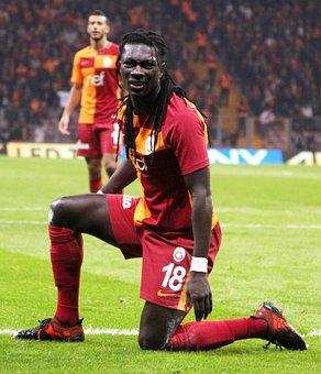 Galatasaray, Bafetimbi Gomis, Super League, Lion