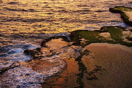 Coast, Water, Wave, Sea, Rock, Rocky Coast, Stones