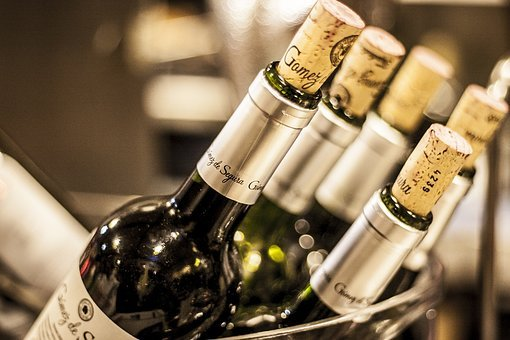 Bottles Of Wine, Wine, Red Wine, Bottle